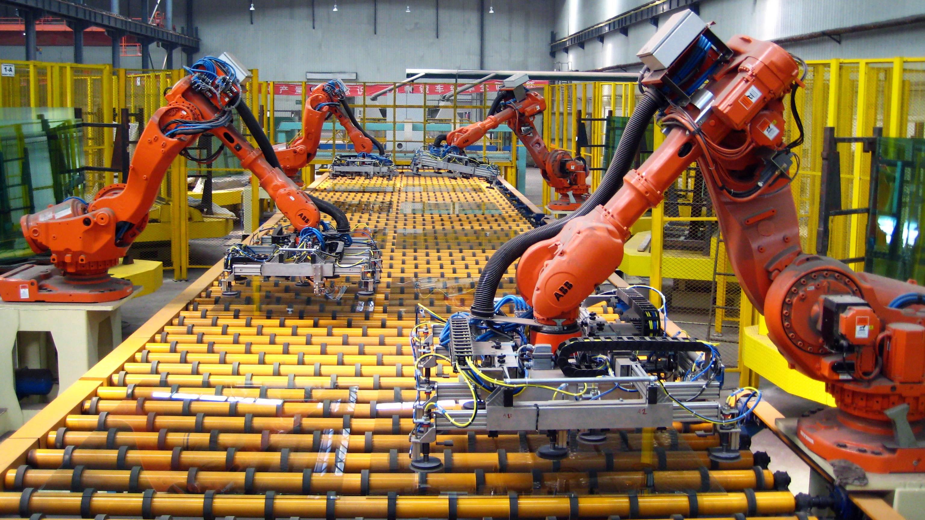 Empresa de robótica, sistemas automatizados