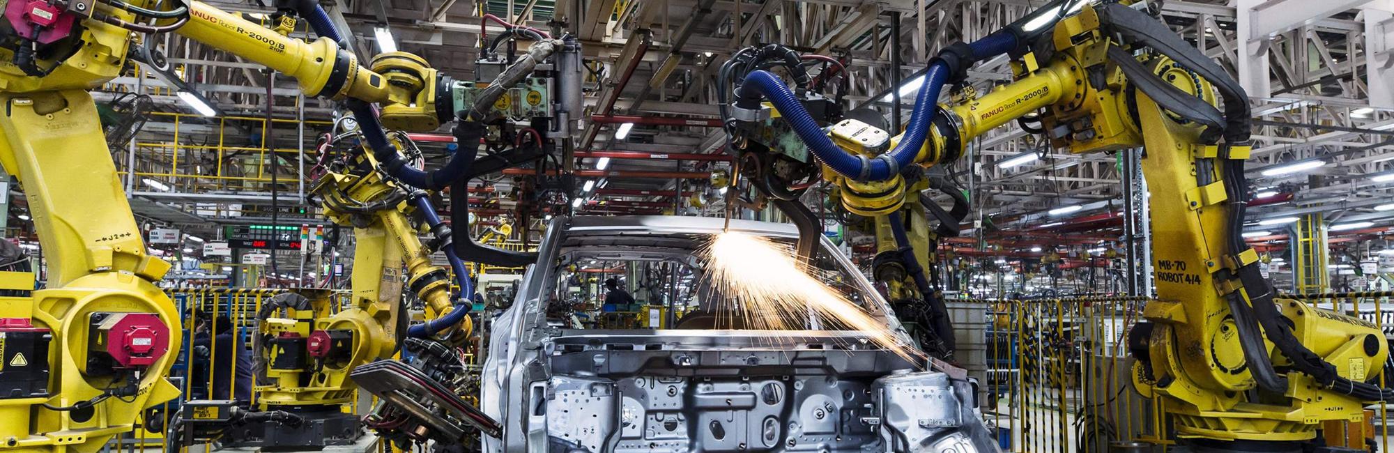 Empresa de robótica y sistemas automatizados