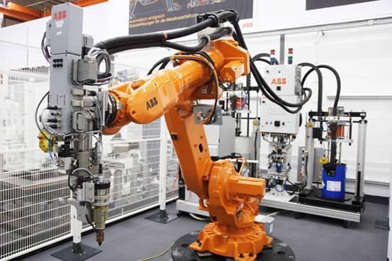 Empresa de robótica - Robot ABB