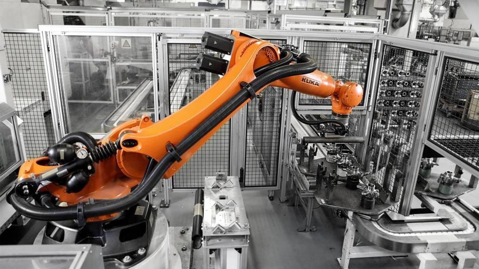 Kuka Robot - Empresa de robótica