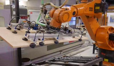 Sistemas automatizados para el sector de la madera