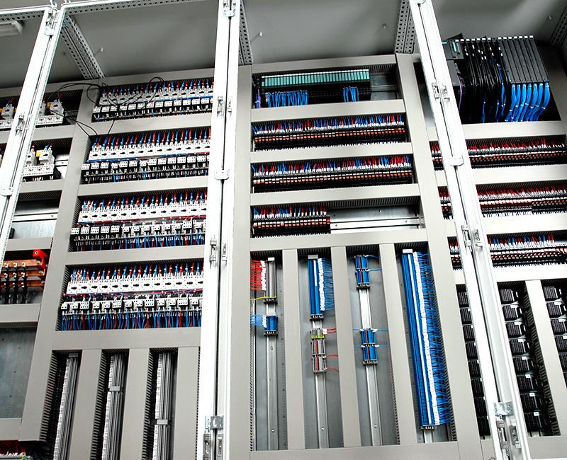 Automatización de procesos | Cuadros eléctricos